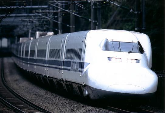 東海道新幹線 撮影